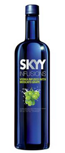 Skyy Vodka Infusions Moscato Grape 750ml